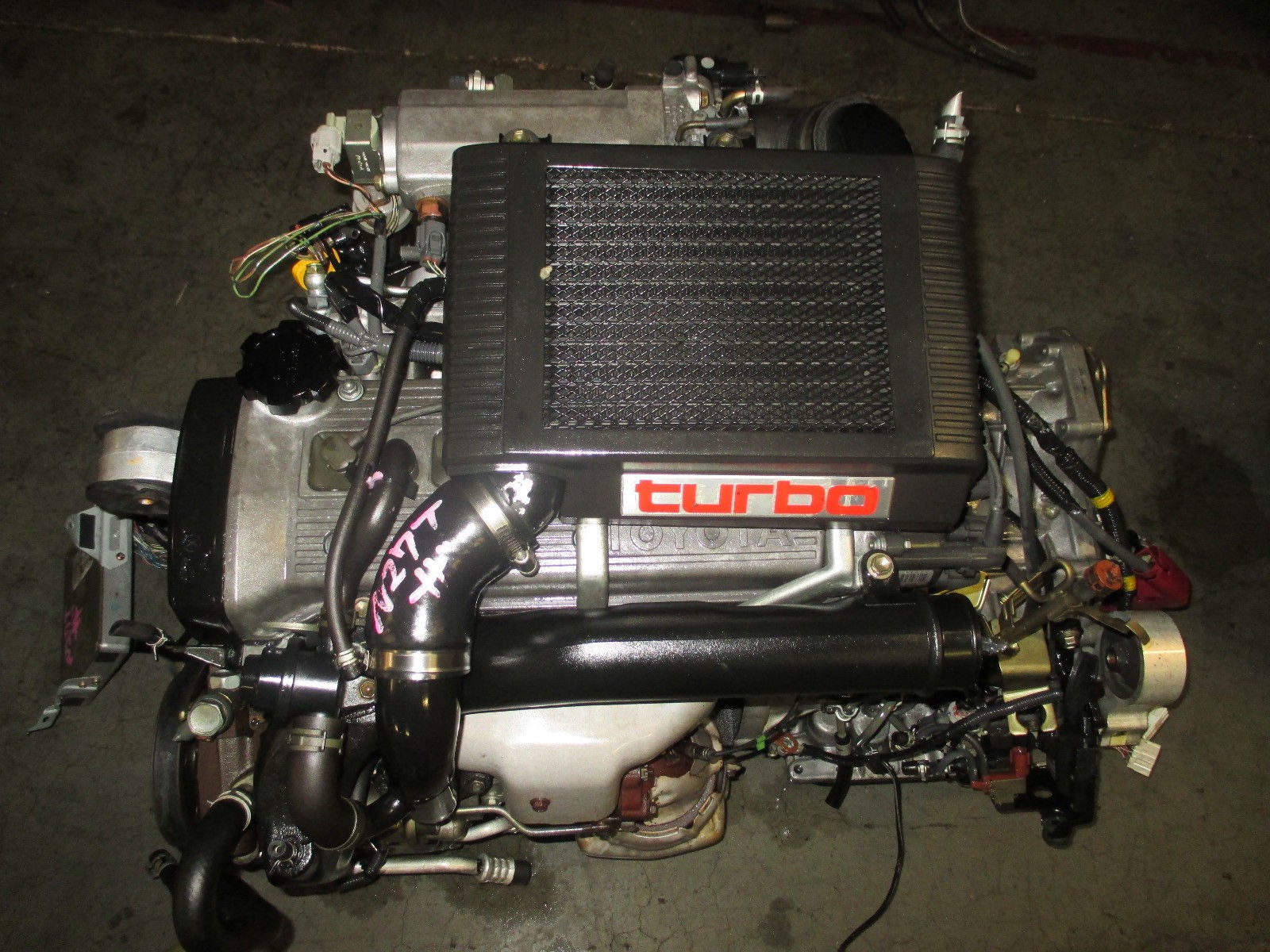 Toyota Starlet Engine